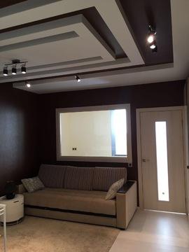 Сдается новая квартира-студия г.Железнодорожный, мкр.Павлино, д.69 - Фото 2