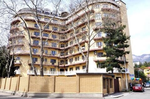 Продаются уютные 3-х комнатные апартаменты в Партените, Алушта. - Фото 1