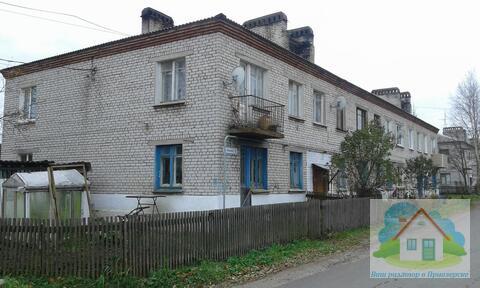 Двухкомнатная благоустроенная квартира в п. Починок - Фото 1