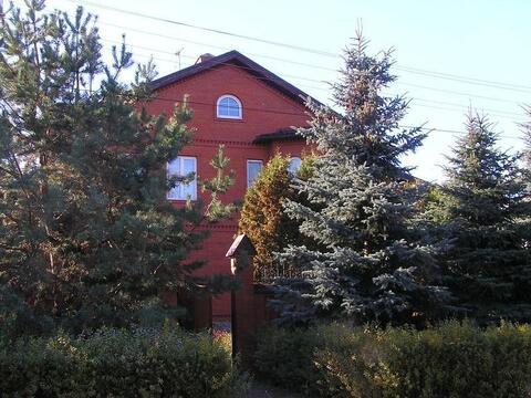 Дом 460 кв.м, Участок 15 сот. , Минское ш, 15 км. от МКАД. - Фото 2