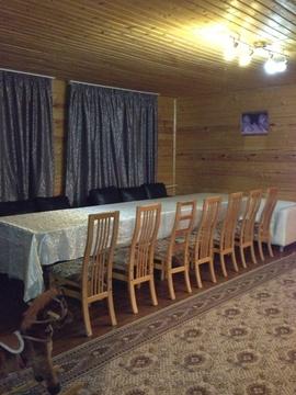 Деревянный коттедж на компанию до 15 человек в Ганусово - Фото 4