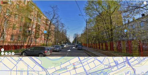 Обмен 2-к.кв в Москве м.Филёвский парк на 2-к.кв на г.Зеленоград - Фото 1