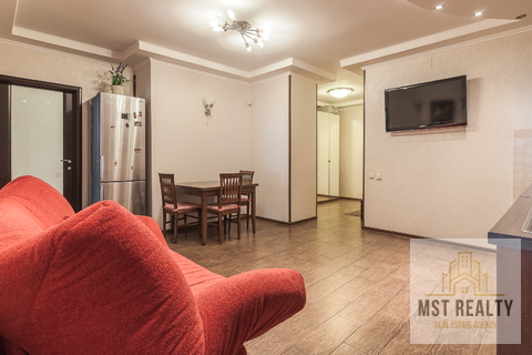 Трехкомнатная квартира в Москве. Можайское шоссе - Фото 4