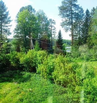 Дом в Вырице, участок ИЖС 17,5 соток: пр. Урицкого, 215 - Фото 2