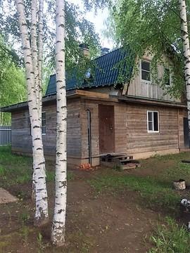 Продается новый 2-х этажный дом с сауной в 250 метрах от реки Волга - Фото 1