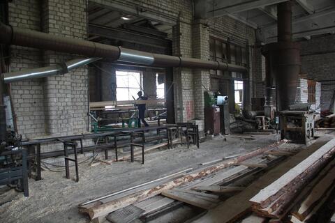 Продам производственное здание 600 кв.м. на участке 0.9 га. - Фото 4