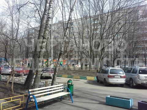 3х ком квартира в найм у метро Чертановская - Фото 1