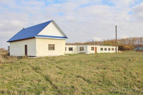 Производственный комплекс 2,5 га в Новобедеево, Нуримановский район рб - Фото 5