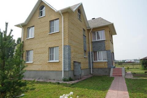 2-этажный дом 230 м2 на участке 13 сот. № Э-1350. - Фото 1