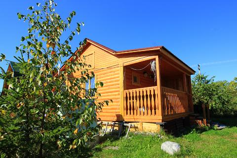 Пп Супер цена дача гостевой дом баня лес грибы ягоды рядом жд станция - Фото 1