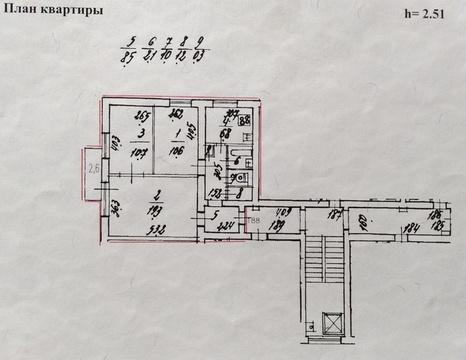 Санкт-Петербург, Московский район, 3к.кв. 60.5 кв.м. - Фото 2