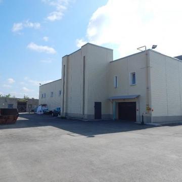 Аренда склада 3422 кв.м. - Фото 5
