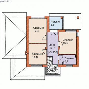 Газифицированный коттедж под отделку в кп Стольный - Фото 2