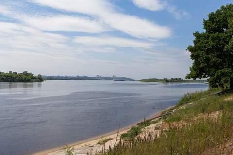 Земельный участок на берегу реки Волга. - Фото 1