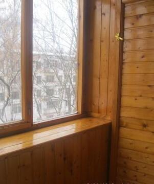 1-к. квартира, м. Щелковская, Чусовская ул - Фото 5