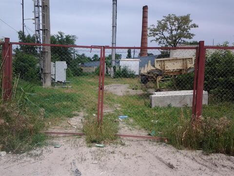 Земельный участок промышленного назначения - Фото 1