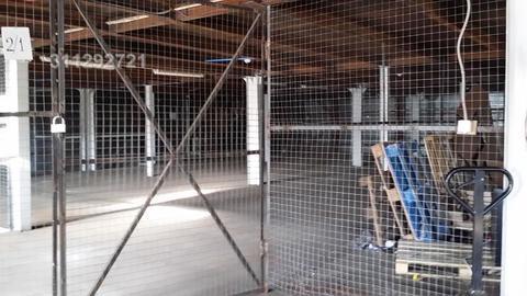 Под склад, площ.: 160 м2, холод, выс. потолка: 3,5 м, огорож. терр, - Фото 1