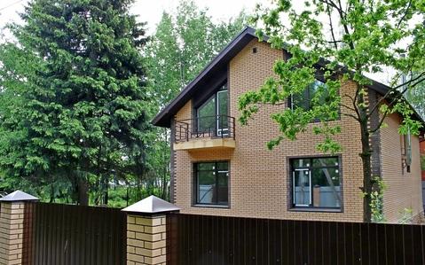 Дом в Новой Москве 15 км от МКАД под ключ - Фото 2