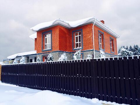 Каменный дом под ключ 200 м2 - 12 млн рубкиевское шоссе - Фото 4