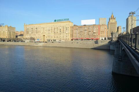 Квартира с видами на набережную в центре Москвы - Фото 2