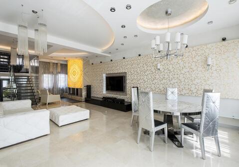 Сдается шикарная трехкомнатная квартира Клубный дом Тихвинъ - Фото 3