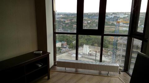 Сдаю новую 1-комнатную квартиру 42 кв.м. с евроремонтом - Фото 4