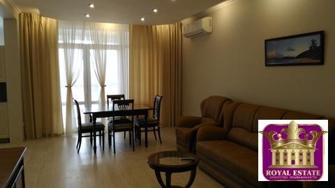 Сдам 3-х комнатную квартиру с евроремонтом 120 м2 в новстрое Гагаринск - Фото 1