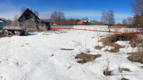 Участок в ветхим домом в деревне Княжево Волоколамского района МО - Фото 5