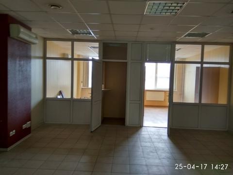 Сдается офисный блок 392м2 на 2эт, БЦ Мега Парк - Фото 2