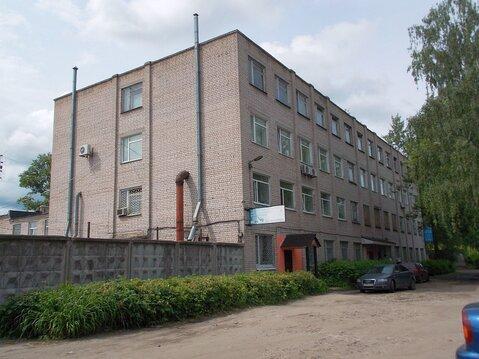 Производственный комплекс 5500 кв.м в Иваново. - Фото 1