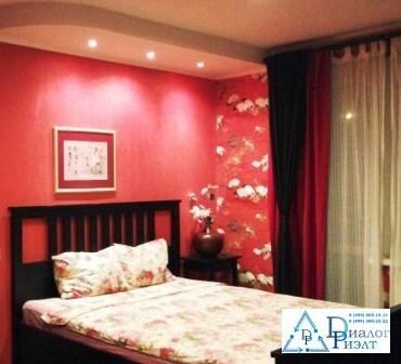 Сдается 2-комнатная квартира в Москве, район Некрасовка - Фото 4