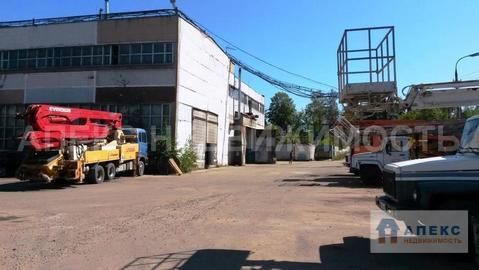 Продажа помещения пл. 1370 м2 под производство, автосервис, площадку, . - Фото 1