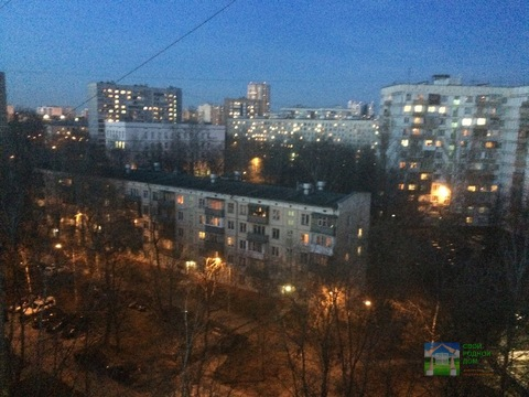 Продажа квартиры, м. Рязанский проспект, Ул. Федора Полетаева - Фото 1