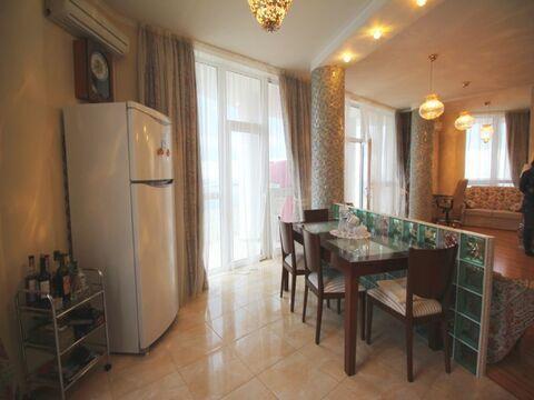 2-комнатная квартира с панорамным видом на море, Гурзуф - Фото 1