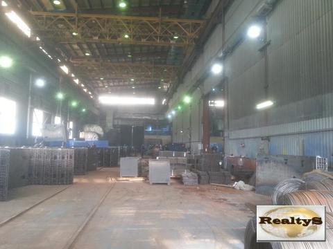 Аренда производственно-складской базы 2000м2, трасса а-107, - Фото 1