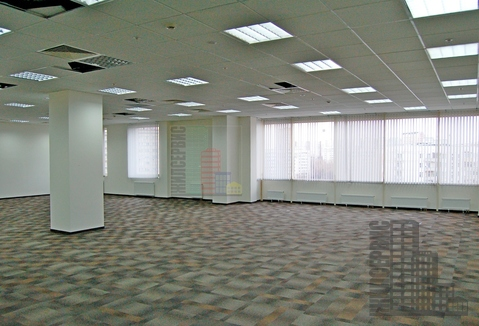 Офис с отделкой 195м, ставка 12800 - Фото 1