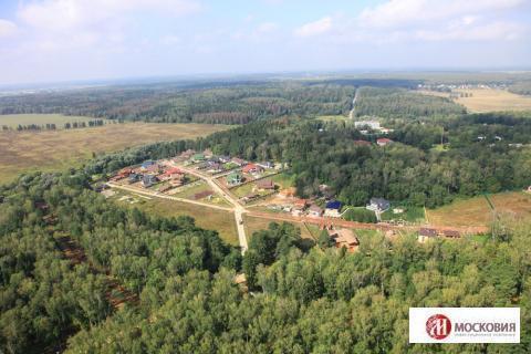 Лесной земельный участок 15.75 соток, Варшавское ш, Сосновый бор - Фото 2