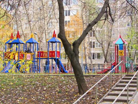 Комната в 2х к. кв, м. Чертановская - Фото 4