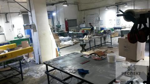 Производственно-складское помещение 591 кв.м - Фото 1