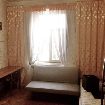 Комната напротив входа в Павловсакий парк. - Фото 3