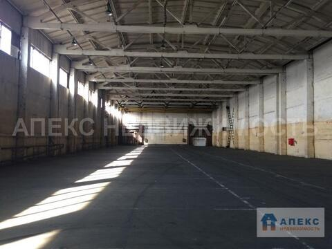 Аренда помещения пл. 2000 м2 под склад, производство, , Внуково . - Фото 1