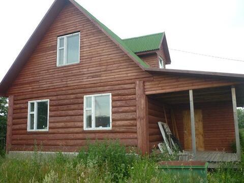 Дом 120 м2 на участке 21 сотка в деревне Неклюдово Кимрского района - Фото 5