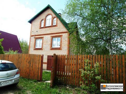 Благоустроенный обжитой дом в Волоколамском районе. Заезжай и живи! - Фото 2