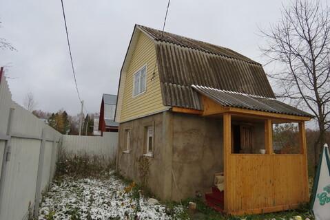 Дача кирпичная СНТ Источник, д. Арсаки - Фото 1