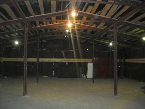 Вольская 1-я 32 склад в аренду с пандусом полы ровные - Фото 3