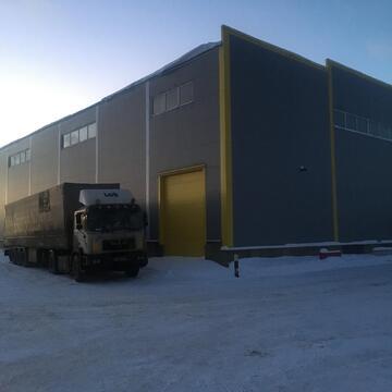 Сдается теплое складское помещение 5700 кв.м 30 км от МКАД Калужское ш - Фото 1