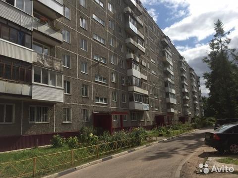 3-х комн. квартира 62 кв.м. на берегу реки - Фото 1