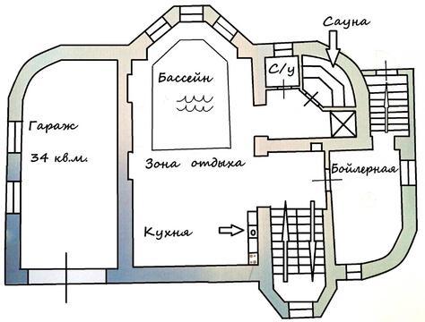 """Дом """"под ключ"""" с дивным садом, 500 кв.м, 12 сот, 7 км от МКАД - Фото 4"""
