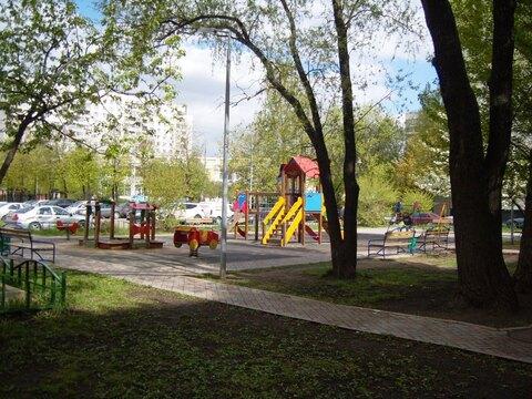 3 ком. квартира, м. Марьино ул. Донецкая, д.26 - Фото 2