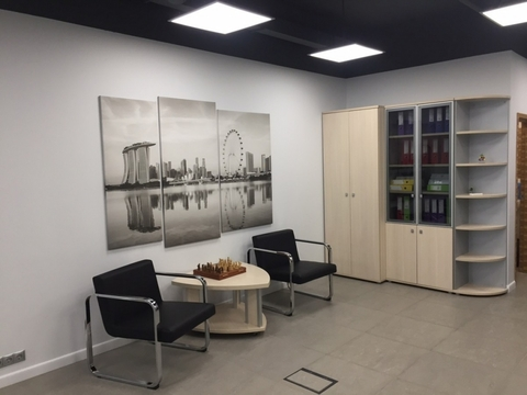 Аренда офиса, м. Выставочная, Пресненская набережная - Фото 3